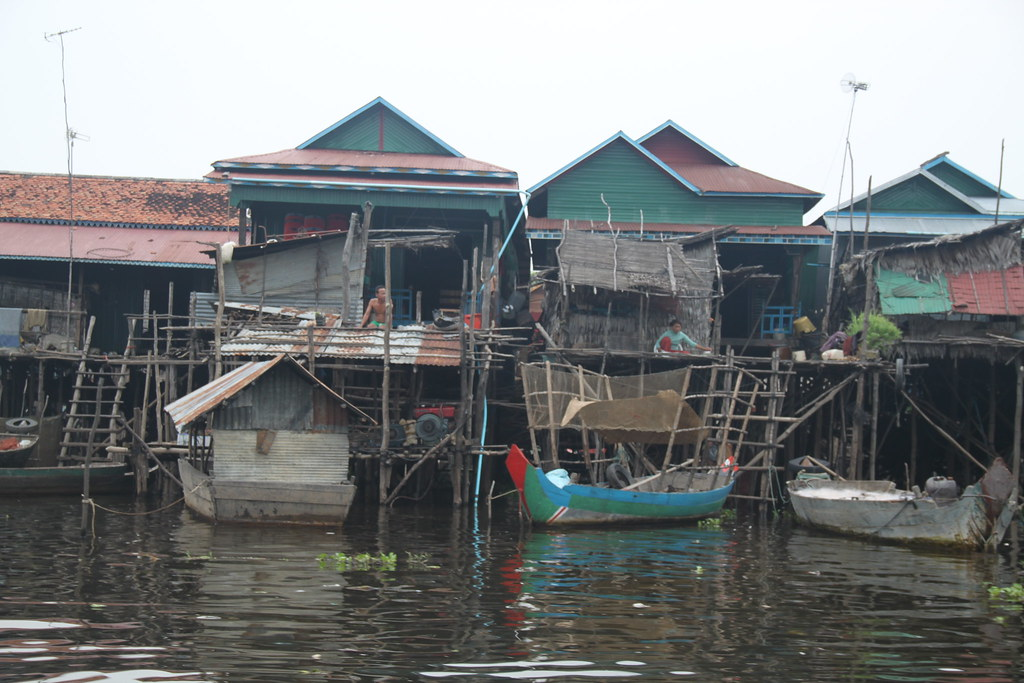 Tonle Sap Lake - A Natural and Cultural Wonder in Cambodia