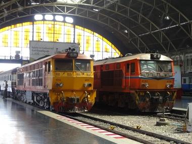 Construciotn of New Dual Track Railway Bangkok–Deep South Underway