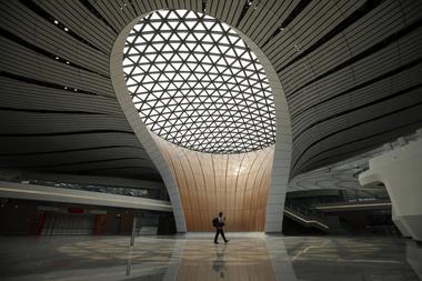 Beijing's New Daxing International Airport Set to Open September 30