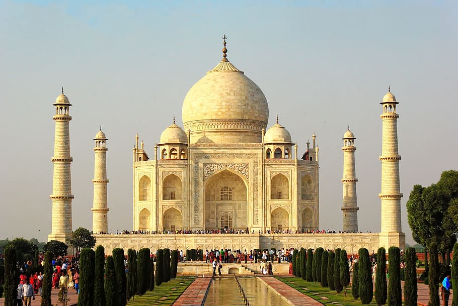 Expansion of Agra Airport May Cause Damage to Taj Mahal, Supreme Court Believes