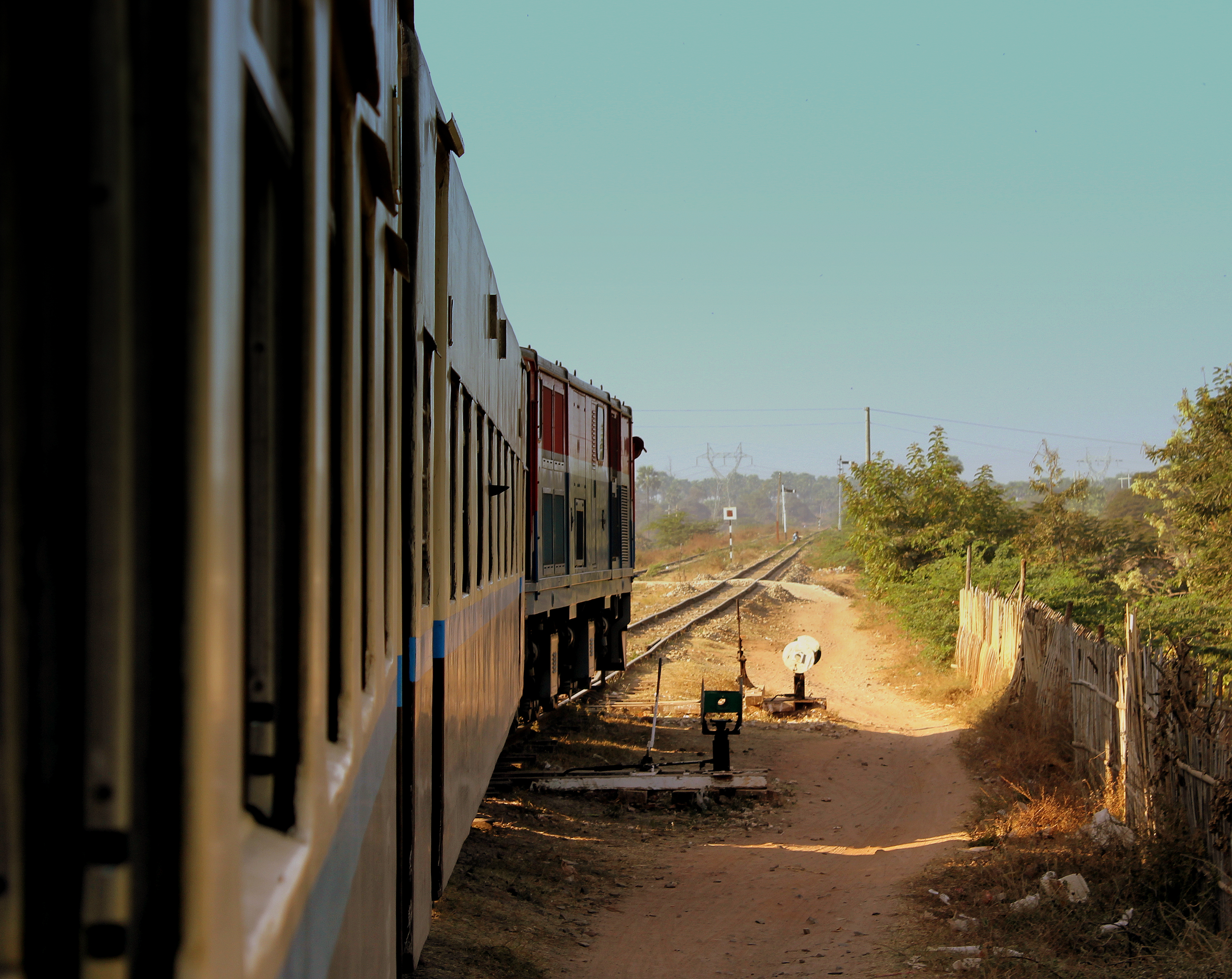 Myanmar Railways Receive New Carriages from South Korea
