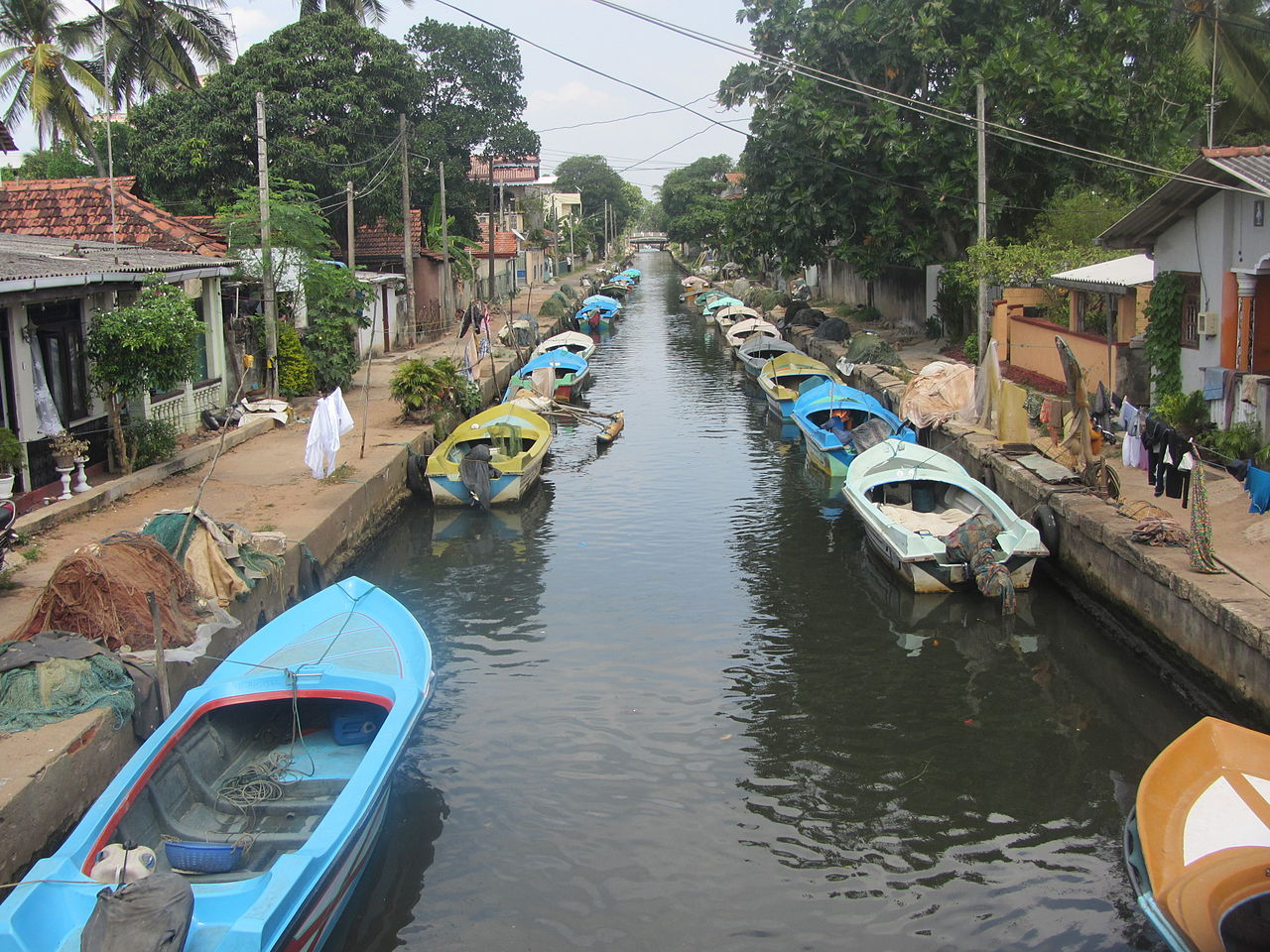 Dutch Canal in Colombo to Be Reinvented as New Tourist Attraction