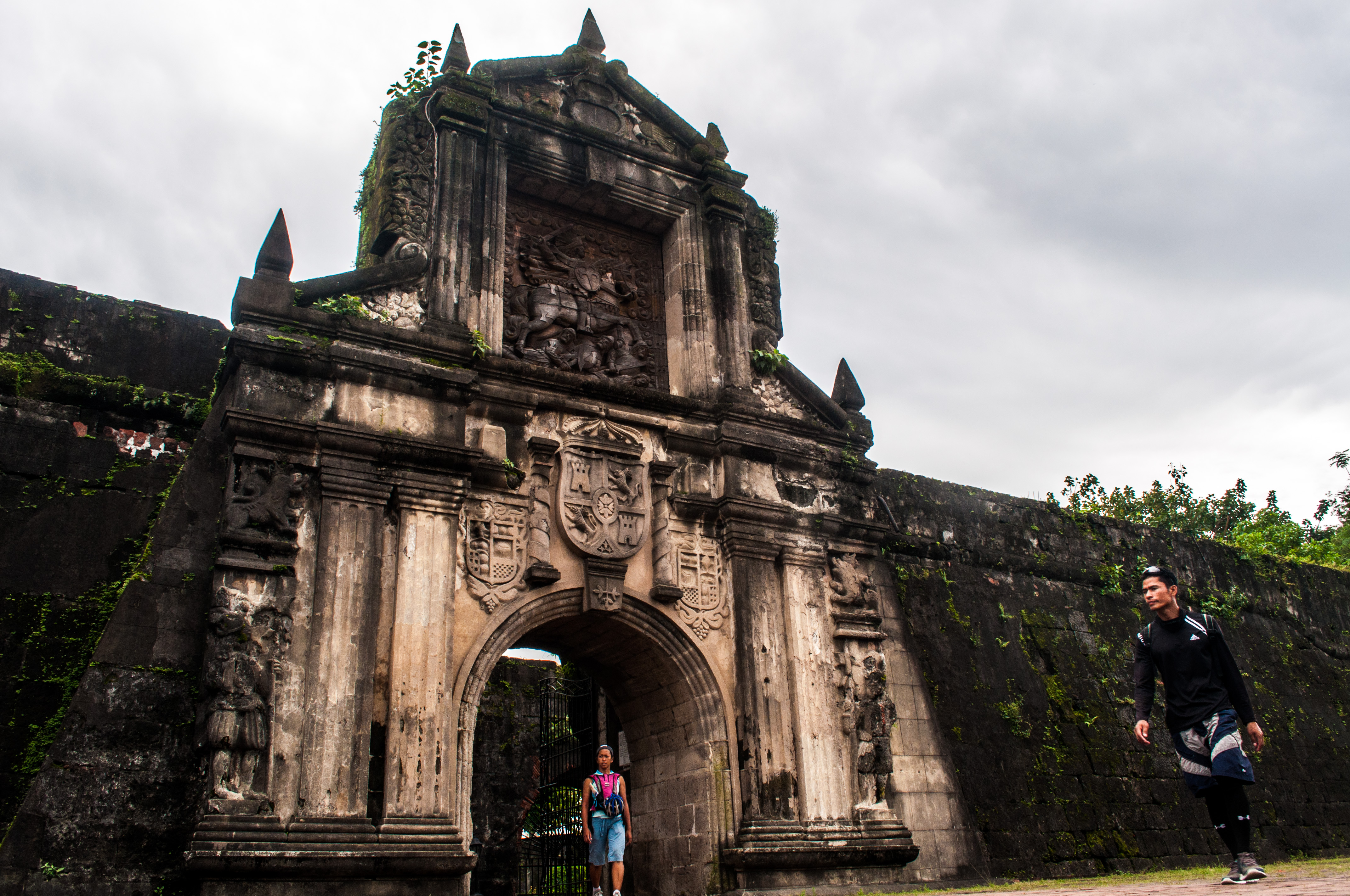 Intramuros in Manila Open for Night Visits