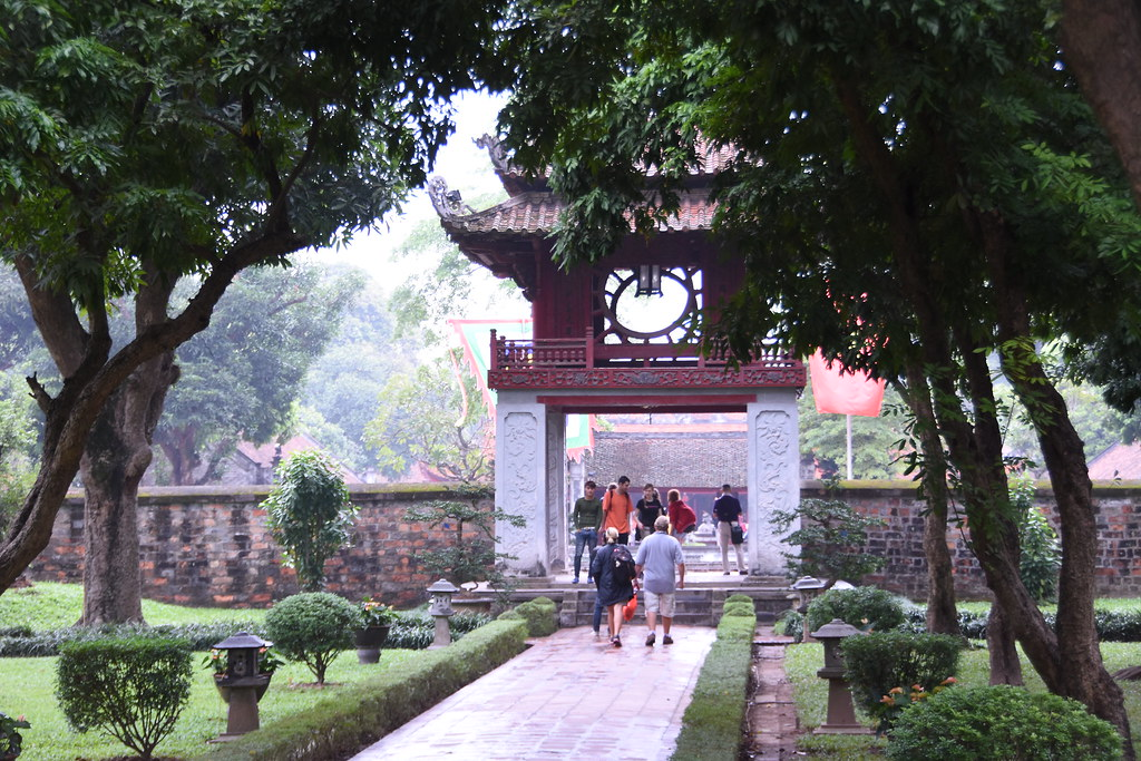 Tourist Attractions in Hanoi Reopen for Visitors
