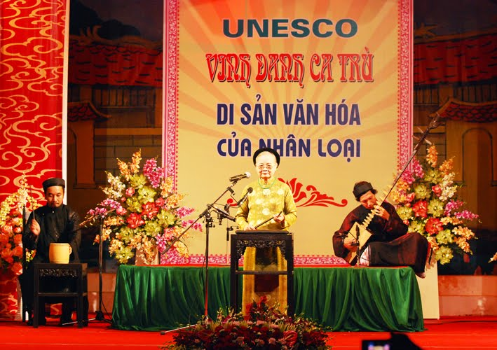 More Intangible Cultural Heritages in Vietnam Enjoy National Recognoition