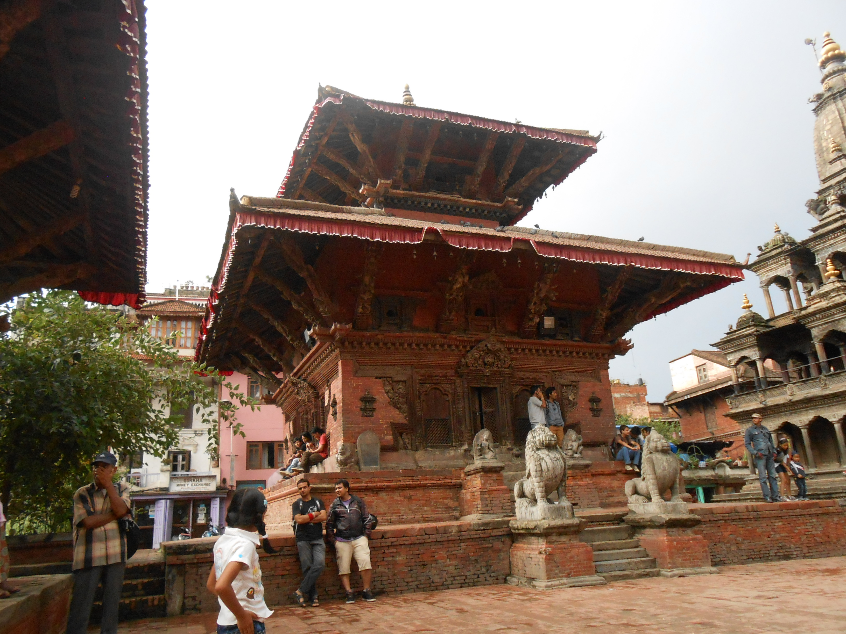 Char Narayan Temple in Nepal Restored After 2015's Earthquake