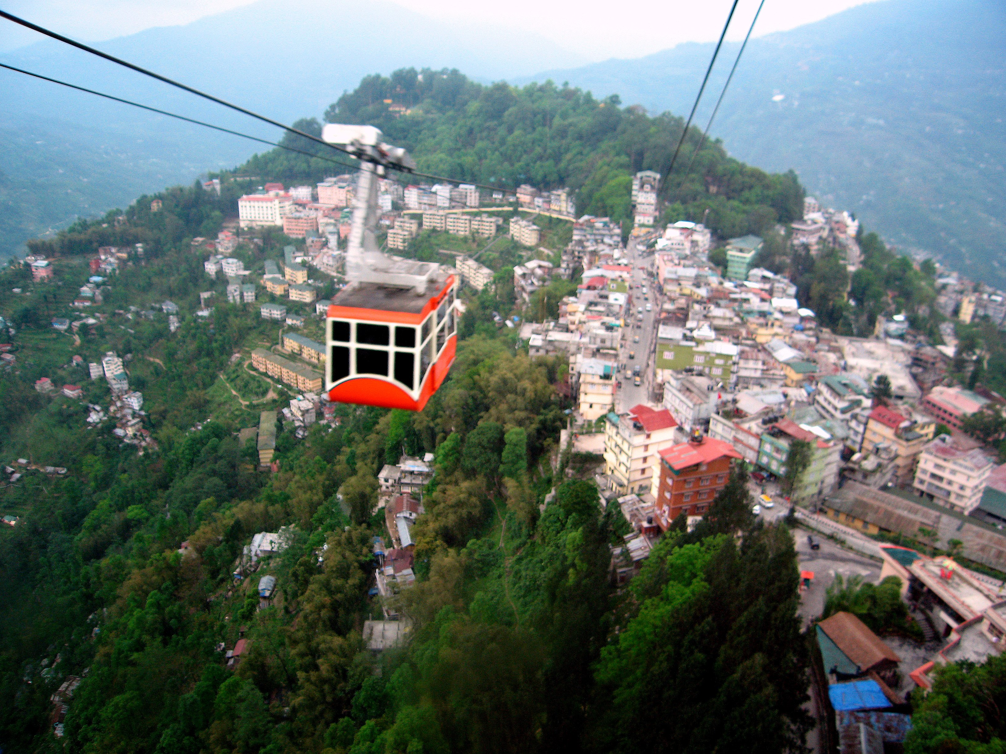Mussoorie and Dehradun to Be Connected by Ropeway