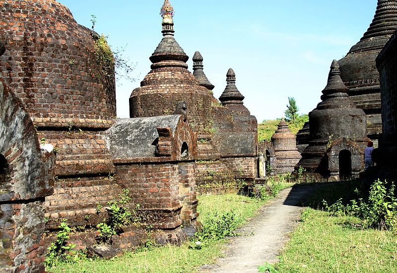 Mrauk U in Myanmar Suggested for Listing as UNESCO World Heritage Site
