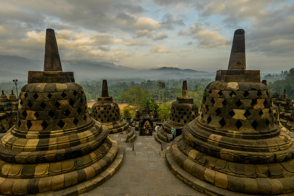 Borobudur Temple Closed for Visitors till March 29