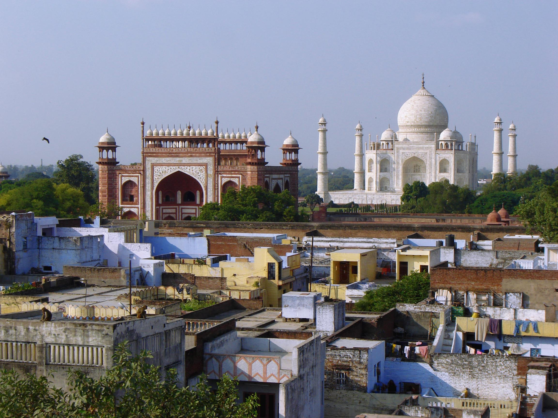Attractions in India Close Temporarily