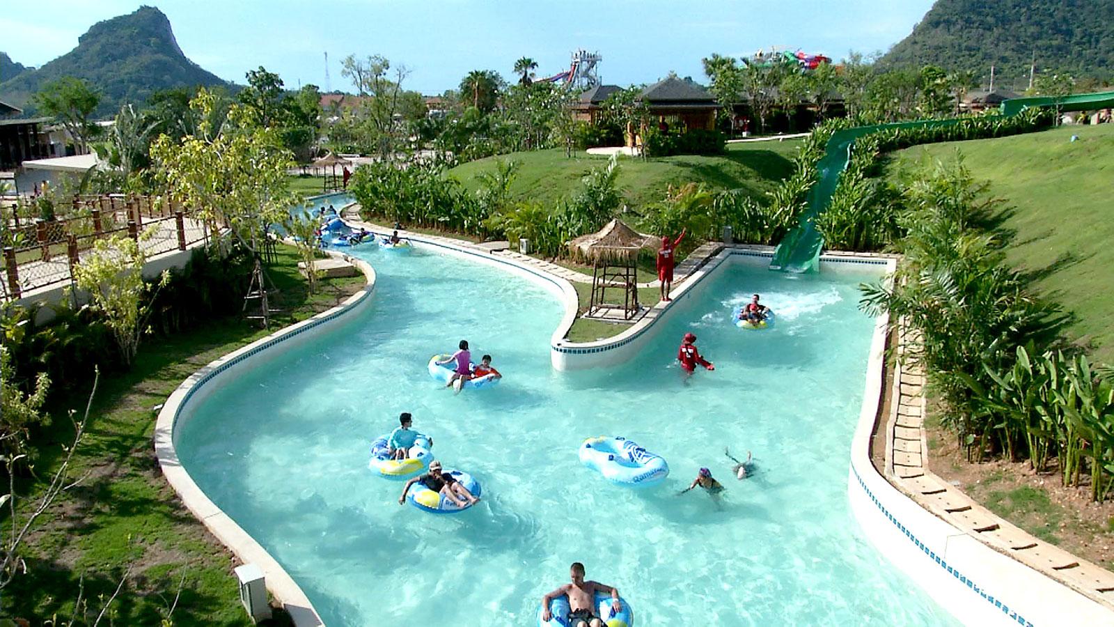 Some Water Related Activities On Halt in Pattaya