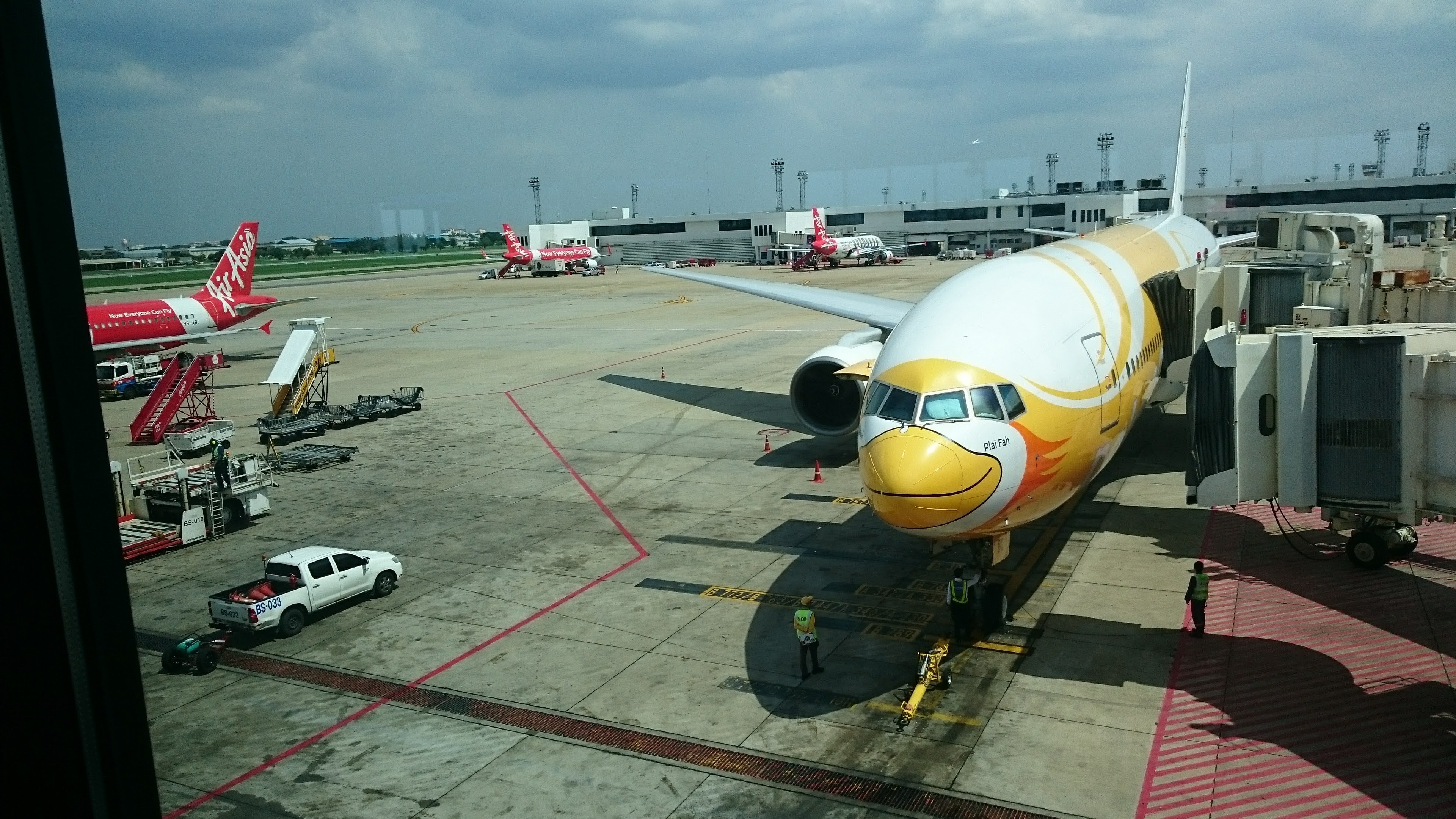 Nok Air Confirms Domestic Flights Operate As Usual