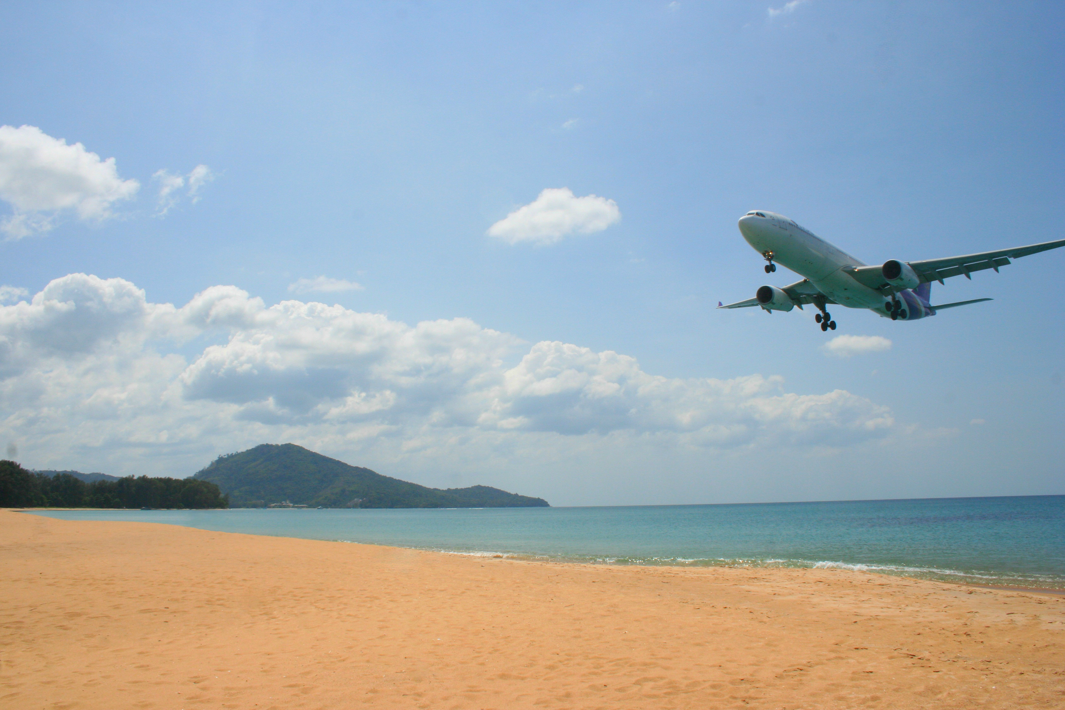 Phuket to Close Its Airspace from April 10