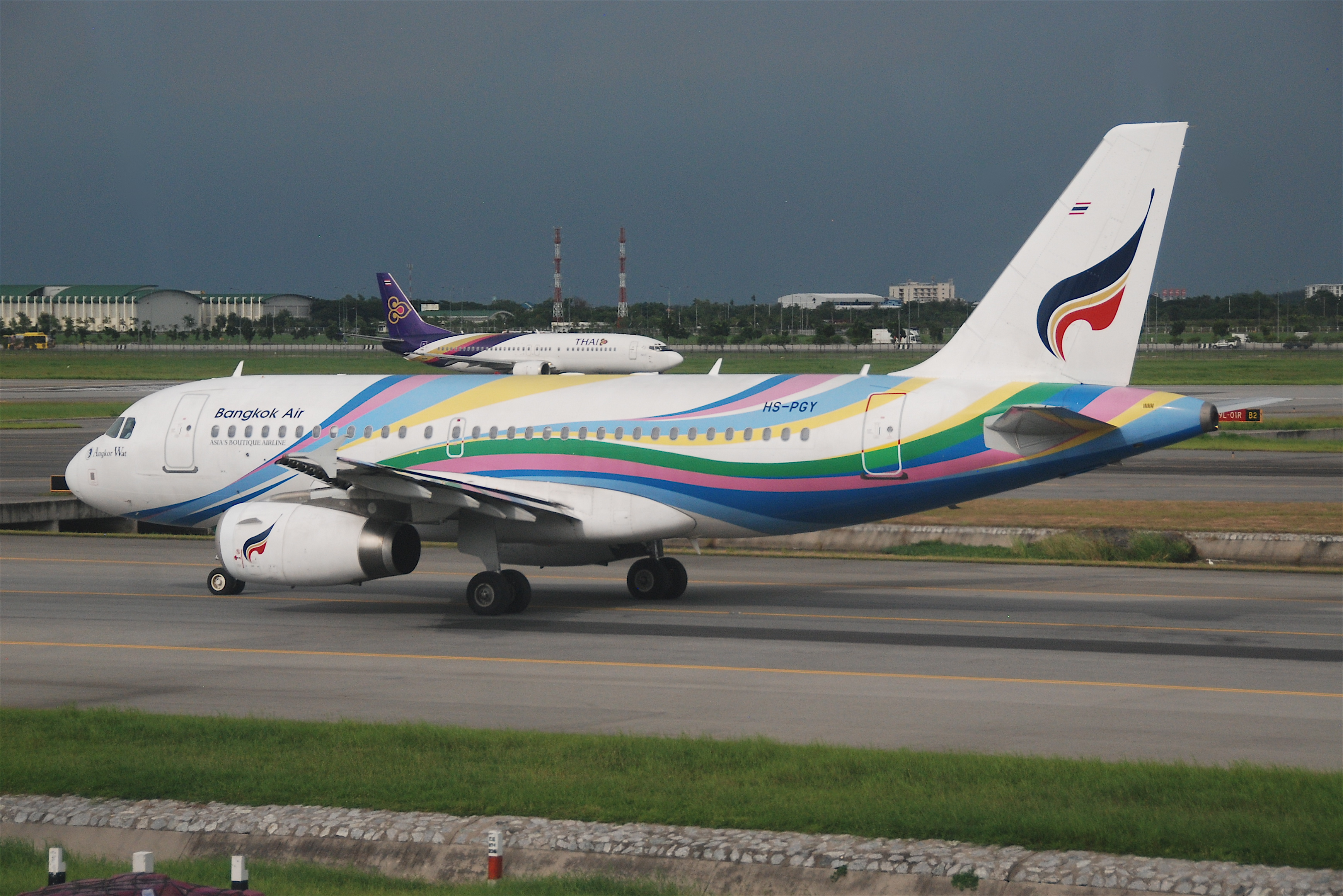 Bangkok Airways Temporarily Suspends All Domestic Flights from April, 7