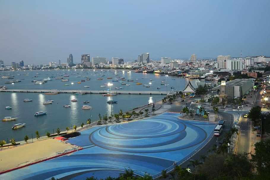 Emergency Measures in Pattaya Fun City