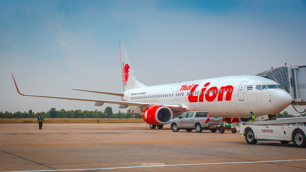 Thai Lion Air May Reopen Domestic Routes in May