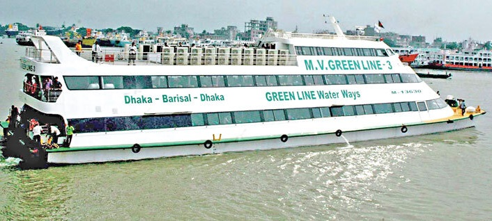 MV Green Line: Reviews, Schedule and Tickets Booking