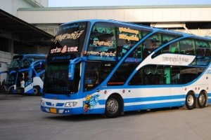 Krung Siam Tour Express outside