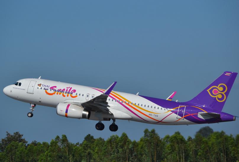 Rezultati i imazhit për thai smile airways