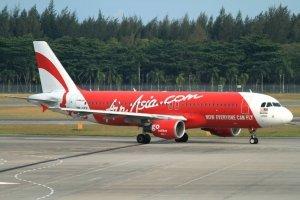 Thai AirAsia Economy outside